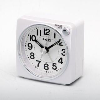 セイコー(SEIKO)のSEIKO 電子音目覚時計 NR437W 定価¥1,620-(税込)新品(置時計)