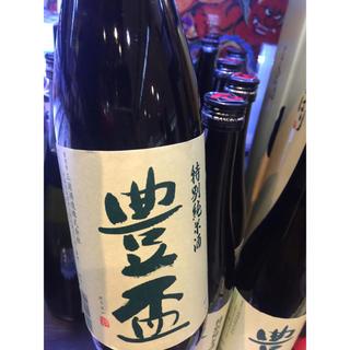 やす様専用 豊盃 特別純米酒  作田 特別純米酒 (日本酒)