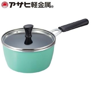 アサヒケイキンゾク(アサヒ軽金属)の 天使のオールパン  ソースパン  新品未使用  (鍋/フライパン)