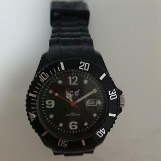 アイスウォッチ(ice watch)のアイスウォッチ  ブラック(腕時計(アナログ))