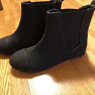 ブーティー 黒(ブーツ)