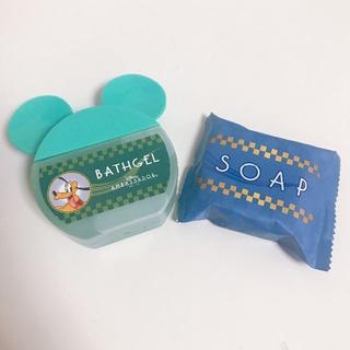 ディズニー(Disney)のDisney アンバサダーホテル アメニティ 石鹸 バスジェル(ボディソープ / 石鹸)