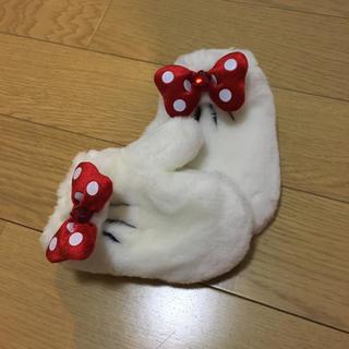 ディズニー(Disney)のミニーマウス 手袋 キッズサイズ(手袋)