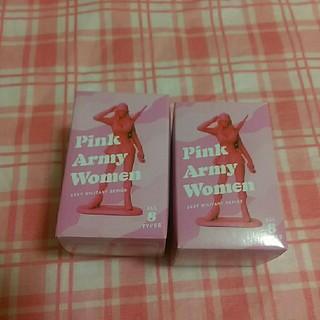 ピンクアーミーウーマン 未開封 2箱セット 雑貨 ピンク アーミー ウーマン(その他)