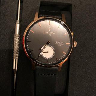 トリワ(TRIWA)のTRIWA 腕時計 新品未使用(腕時計)