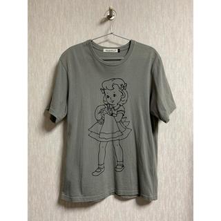 アンダーカバー(UNDERCOVER)のUNDERCOVER 17AW Brain Washed Girl 脳 女の子(Tシャツ/カットソー(半袖/袖なし))