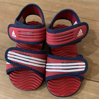 アディダス(adidas)のadidas サンダル 13cm(サンダル)