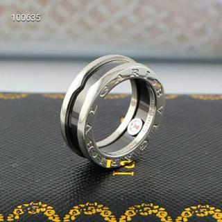 ブルガリ(BVLGARI)のBVLGARI ブルガリ チャリティー リング(リング(指輪))