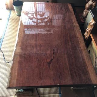 一枚板 座卓(ローテーブル)