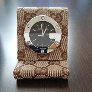 グッチ(Gucci)のGUCCI 置時計(置時計)