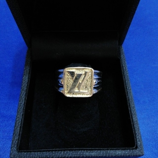 ルイヴィトン(LOUIS VUITTON)のルイヴィトン18金+プラチナ リング(リング(指輪))