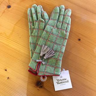 ヴィヴィアンウエストウッド(Vivienne Westwood)のmimia様専用 VivienneWestwood ヴィヴィアン 手袋 グローブ(手袋)