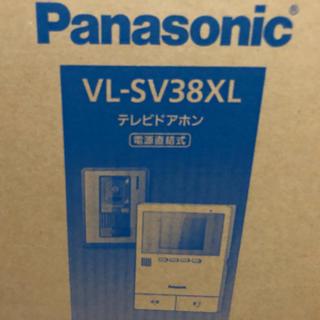 Panasonic - VL-SV38XL パナソニックドアホン 新品未使用 12台セット