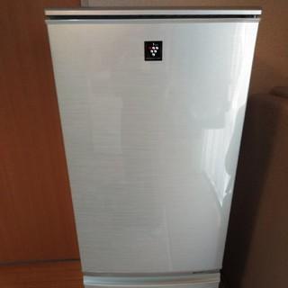 SHARP - SHARP 2ドア冷蔵庫 プラズマクラスター