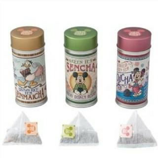 ディズニー(Disney)の日本茶セット ディズニーランドお土産(茶)
