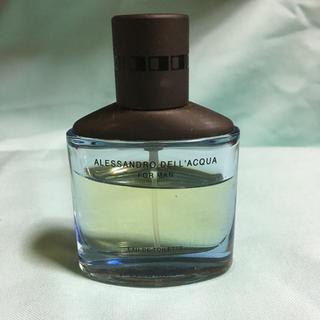 アレッサンドロデラクア(Alessandro Dell'Acqua)のエイム様専用香水Alessandro dell'Acqua25ml(香水(男性用))