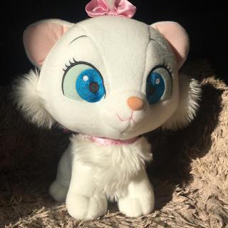 ディズニー(Disney)のお洒落キャットマリーちゃん  ぬいぐるみ(ぬいぐるみ)