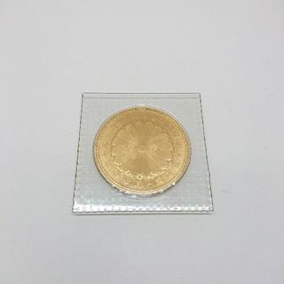 昭和61年  ご在位60年記念10万円金貨(貨幣)