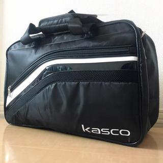 【新品】KASCO(キャスコ)  ゴルフバッグ ボストンバッグ