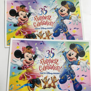 ディズニー(Disney)のディズニーランドペアチケット(遊園地/テーマパーク)