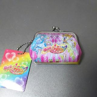 Hugっと プリキュア☆がま口 コインケース(財布)