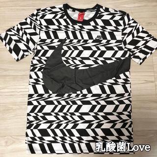 NIKE - M (日本規格L同等品) Nike big swoosh Tシャツ