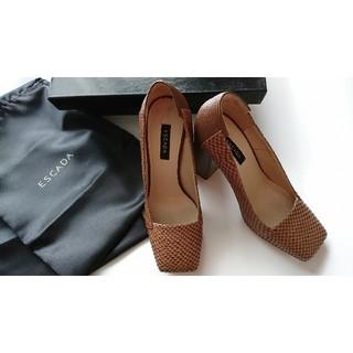 エスカーダ(ESCADA)の靴 パンプス ESCADA(ハイヒール/パンプス)