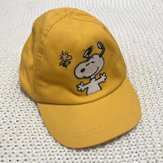 ザラ(ZARA)のZara スヌーピーキャップ(帽子)
