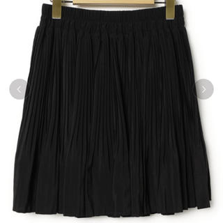 アベニールエトワール(Aveniretoile)の小さなサイズ アベニールエトワール  美品 プリーツスカート(ミニスカート)
