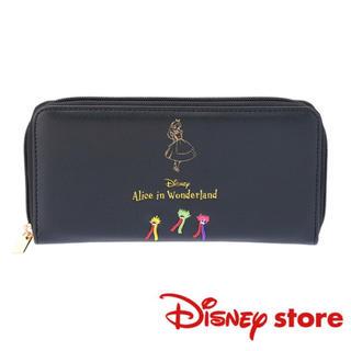 ディズニー(Disney)のディズニー 不思議の国のアリス 財布 モメラス 長財布(財布)