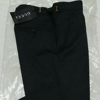 グッチ(Gucci)のGUCCI グッチ パンツ 未着用・タグ付き 希少44サイズ Tom Ford期(スラックス)