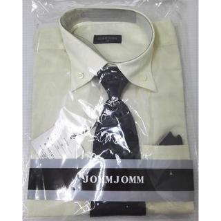 新品 ボーイズ 男児 長袖 ネクタイ付 シャツカラー 170㎝(ドレス/フォーマル)