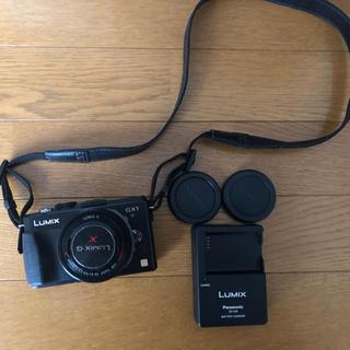 パナソニック(Panasonic)のLUMIX GX1(ミラーレス一眼)
