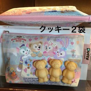 ディズニー(Disney)のディズニーシー限定 クッキー2袋セット(菓子/デザート)