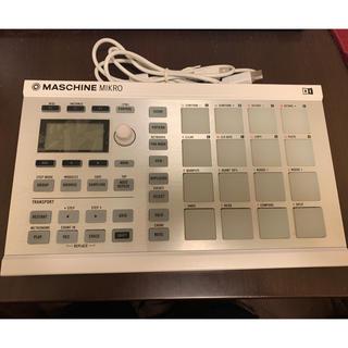 Maschine Mikro MK2 White NI(MIDIコントローラー)