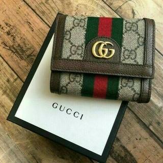 グッチ(Gucci)のGUCCI グッチ 財布(折り財布)