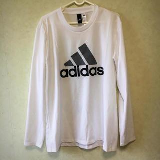 アディダス(adidas)のadidas ロングTシャツ 吸水性(Tシャツ/カットソー(七分/長袖))