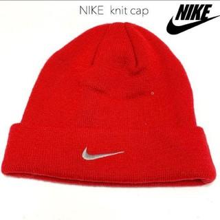 ナイキ(NIKE)の4423 NIKE ナイキ ニットキャップ ビーニー 帽子(ニット帽/ビーニー)