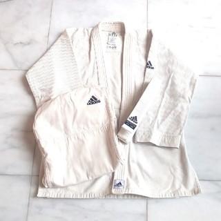 アディダス(adidas)のadidas  柔道着 上下セット(相撲/武道)