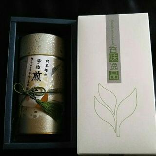 香味逸品  宇治煎茶  松坂屋   進物(茶)