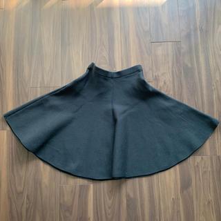ルシェルブルー(LE CIEL BLEU)のルシェルブルー ボンディングスカート(ひざ丈スカート)