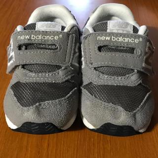 New Balance - ニューバランス 998 グレー 13.5cm