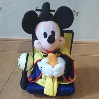 ディズニー(Disney)のミッキーの雛飾り(人形)