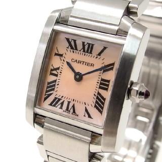 カルティエ(Cartier)のCaltier/カルティエ】タンク フランセーズ W51028Q3(腕時計)