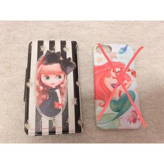 ディズニー(Disney)のiPhone7ケース2点セット♡(iPhoneケース)