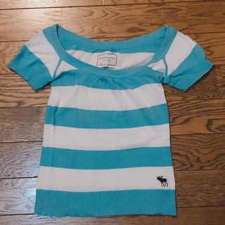 アバクロンビーアンドフィッチ(Abercrombie&Fitch)のAbercrombie & Fitch ボーダー カットソー(Tシャツ(半袖/袖なし))