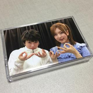 NMB48 - 木下百花 須藤凜々花 カセットテープ