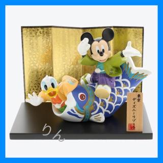 Disney - 【新品】五月人形 ミッキー ドナルド こいのぼり ディズニー ショッパー付き