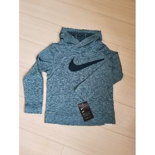 ナイキ(NIKE)の新品タグ付き★ nike dry fit 長袖シャツ120cm(Tシャツ/カットソー)