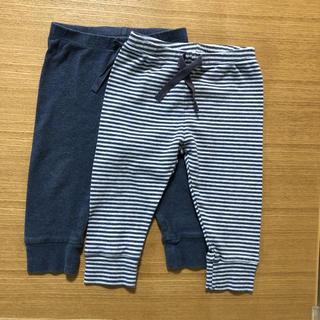 ベビーギャップ(babyGAP)のベビーギャップ ズボン レギンス 2枚セット(パンツ)